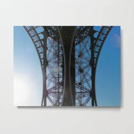 Everything In Its Right Place Metal Print