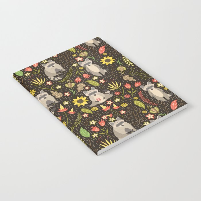 Raccoons Notebook