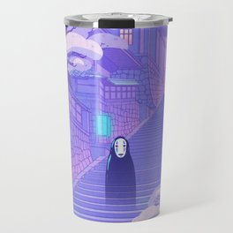 Kaonashi Travel Mug
