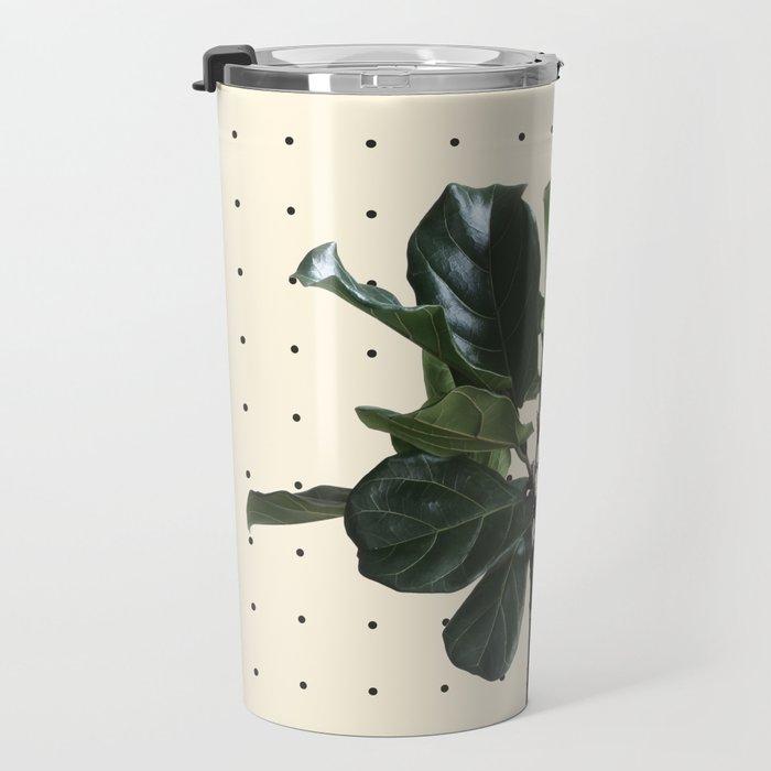 Home Ficus Travel Mug