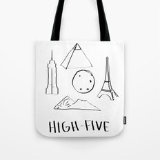 space is everything Tote Bag