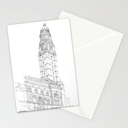Municipal Buildings Stationery Cards
