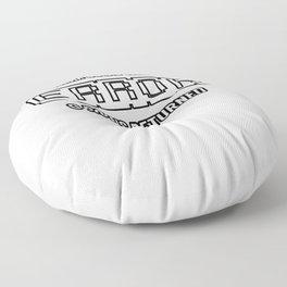 Programming Error Failure Floor Pillow