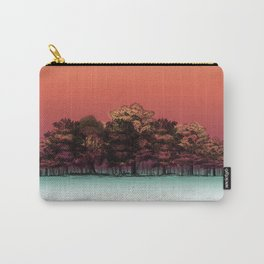Fall Is Coming - Forest View Carry-All Pouch