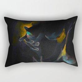Touch My Body Rectangular Pillow