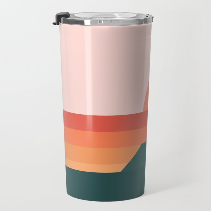 Sunseeker 08 Landscape Travel Mug