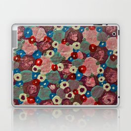 Mixed Flowers Laptop & iPad Skin