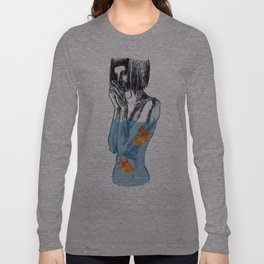 Uncertainty Long Sleeve T-shirt