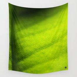 Lemon leaf Wall Tapestry
