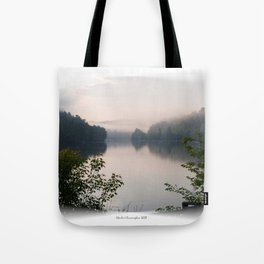 The Gatineau River Tote Bag