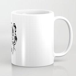 Tribal Badger Coffee Mug