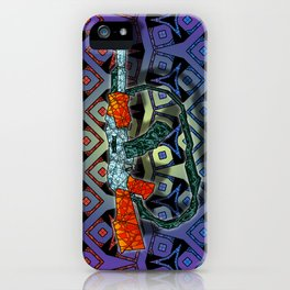 Kalashnikov iPhone Case
