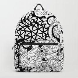 Good Vibes Doodle Backpack