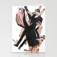 boys Stationery Cards featuring BOYS by Luca Mainini