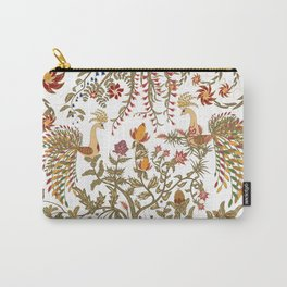 The garden of Eden. Birds. Carry-All Pouch