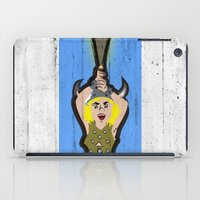 dungeons and dragons iPad Cases featuring DUNGEONS & DRAGONS - BOBBY by Zorio