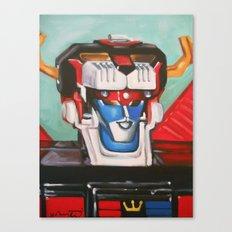 Voltron II Canvas Print