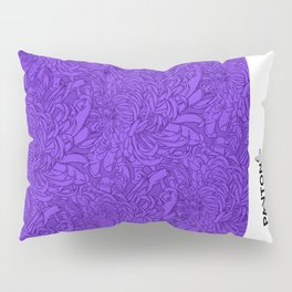 Pantone Ultra Violet 2018 Pillow Sham