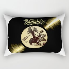 Xampu by Roger Cruz Rectangular Pillow