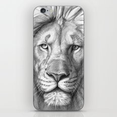 Lion G106 iPhone & iPod Skin