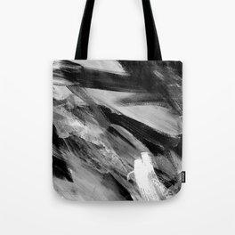 Abstract Artwork Greyscale #1 Tote Bag