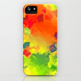 Happy party iPhone Case