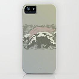 Fearless Creature: Saba iPhone Case