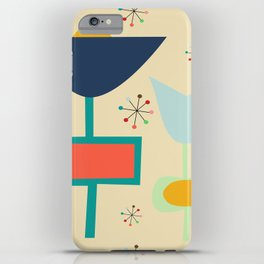 Mid Century modern #1 iPhone Case