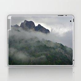 Foggy Peak Laptop & iPad Skin