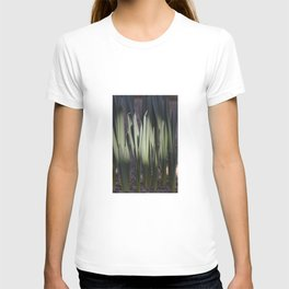 Spring daffodils bulbs in the morning T-shirt