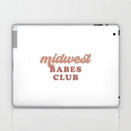 Midwest Babes Club Laptop & iPad Skin