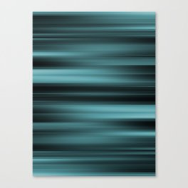 Abstract Rays - Warps design Canvas Print