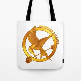 #HungerGainz Tote Bag