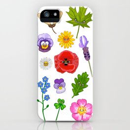Nature collection iPhone Case