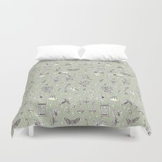 Witchcraft Pattern Duvet Cover