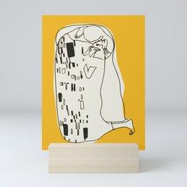 Love bird Mini Art Print