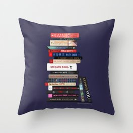 Thrills and Chills Throw Pillow