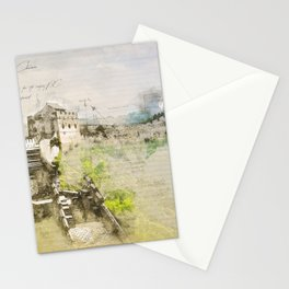 Great Chinese Wall Stationery Cards