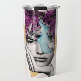 Open Minded 05 Travel Mug