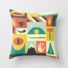 Fellowship Throw Pillow