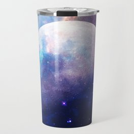 Galaxy Moon Space Travel Mug