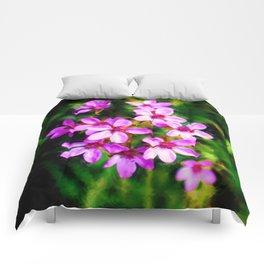 Spring Sweetness Comforters