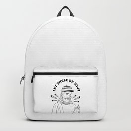 Let there be wi-fi Backpack