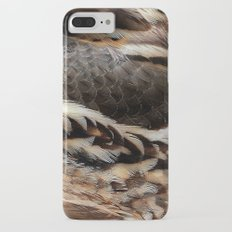 Feathery mess Slim Case iPhone 7 Plus
