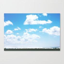 Brunswick Skies Canvas Print
