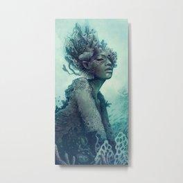 Sereia Metal Print