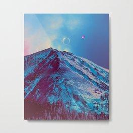 A new home Metal Print