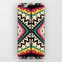 tribal iPhone & iPod Skins featuring Tribal by Ornaart
