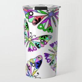 Butterflies, summer Travel Mug