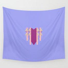 17 E=Hearty3 Wall Tapestry